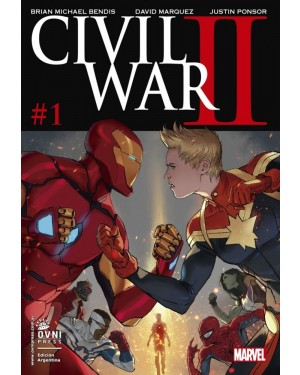 CIVIL WAR II Vol. 01