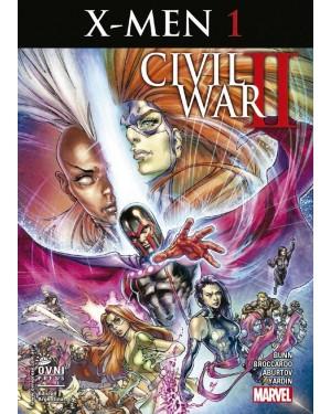 CIVIL WAR II:  X-MEN 01
