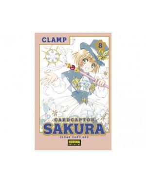 CARDCAPTOR SAKURA. CLEAR CARD ARC 08