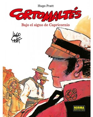 Corto Maltés 02:  BAJO EL SIGNO DE CAPRICORNIO