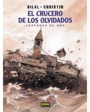 LEYENDAS DE HOY 01. EL CRUCERO DE LOS OLVIDADOS       (NÚMERO ÚNICO)