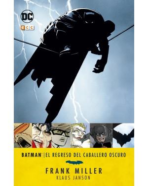 Grandes autores: BATMAN: EL REGRESO DEL CABALLERO OSCURO