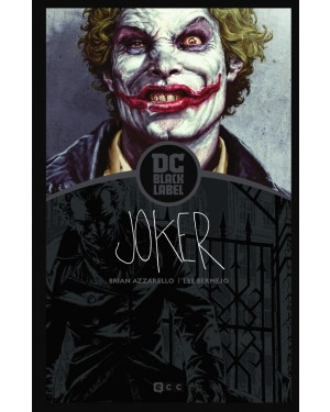 JOKER (Edición DC Black Label) (2ª edición)