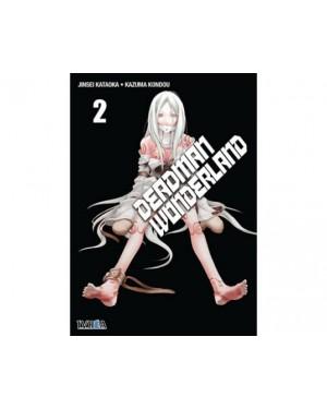 DEADMAN WONDERLAND 02   (de 13)