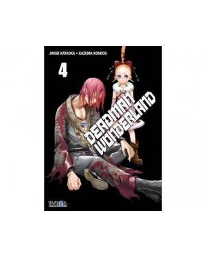 DEADMAN WONDERLAND 04   (de 13)