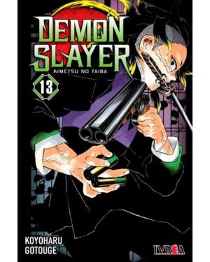 DEMON SLAYER 13 ( kimetsu no Yaiba )