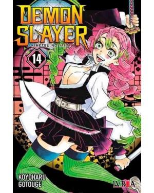 DEMON SLAYER 14 ( kimetsu no Yaiba )