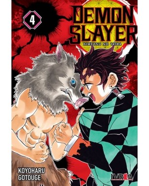 DEMON SLAYER 04 ( kimetsu no Yaiba )