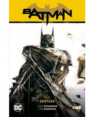 BATMAN SAGA (batman e hijo parte 2): GROTESK