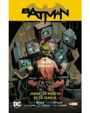 BATMAN SAGA  (Nuevo universo parte 04):  JOKER: LA MUERTE DE LA FAMILIA