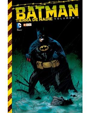BATMAN: TIERRA DE NADIE 01  (de 06)