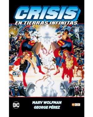 CRISIS EN TIERRAS INFINITAS (4ª edición)