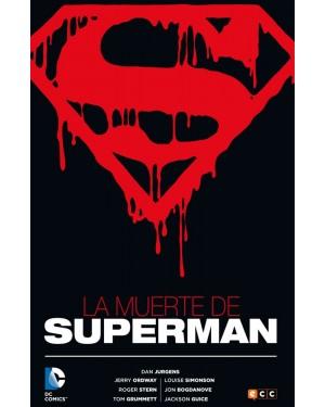 LA MUERTE DE SUPERMAN (3ª edición)
