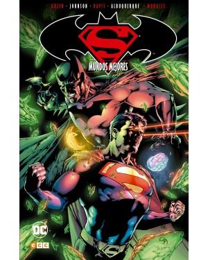 SUPERMAN/BATMAN 04: MUNDOS MEJORES