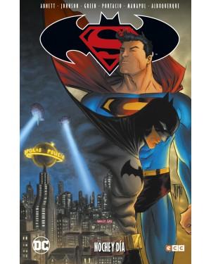 SUPERMAN/BATMAN 05: NOCHE Y DÍA