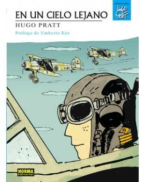 Hugo Pratt 08:  EN UN CIELO LEJANO