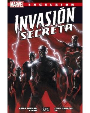 MARVEL EXCELSIOR 01:  INVASIÓN SECRETA