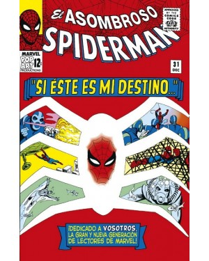 Marvel Facsímil 15:  THE AMAZING SPIDER-MAN 31