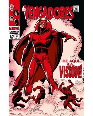 Marvel Facsímil 16:  THE AVENGERS 57