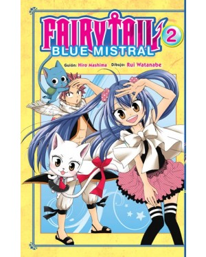 FAIRY TAIL BLUE MISTRAL 02 (de 04)