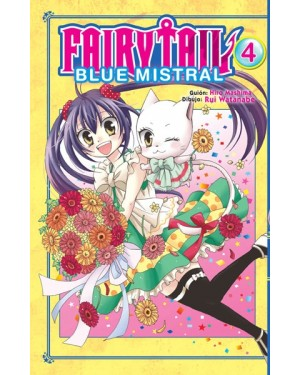 FAIRY TAIL BLUE MISTRAL 04 (de 04)