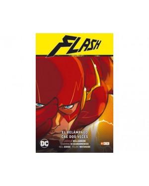 FLASH 01: EL RELÁMPAGO CAE DOS VECES