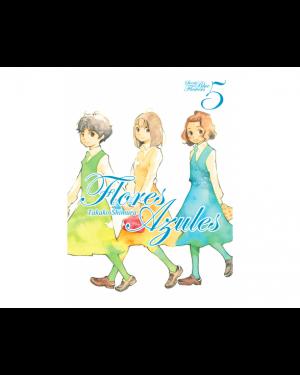 Flores Azules 05   (de 08)