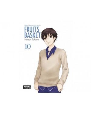 FRUITS BASKET. Edición coleccionista 10     ( de 12)