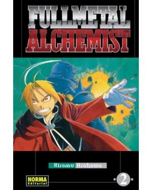 FULLMETAL ALCHEMIST 02    (de 27)
