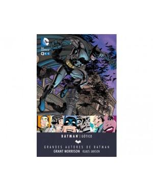 Grandes Autores de BATMAN: GRANT MORRISON - GÓTICO