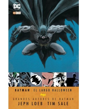 Grandes Autores BATMAN: EL LARGO HALLOWEEN