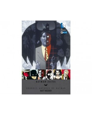 Grandes Autores de BATMAN: MATT WAGNER - ROSTROS