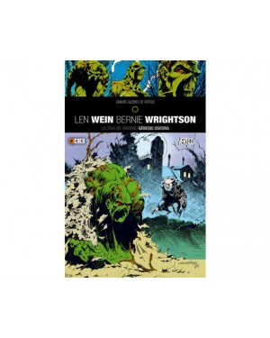 Grandes autores de VERTIGO: LEN WEIN Y BERNIE WRIGHTSON. LA COSA DEL PANTANO: GÉNESIS OSCURA
