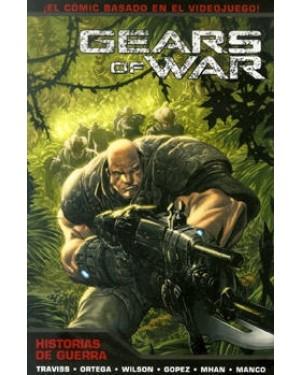 GEARS OF WAR 03: HISTORIAS DE GUERRA