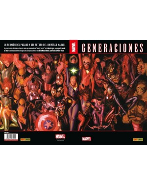 100% MARVEL HC:  GENERACIONES