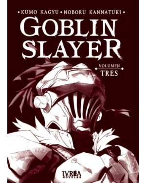 GOBLIN SLAYER NOVELA 3