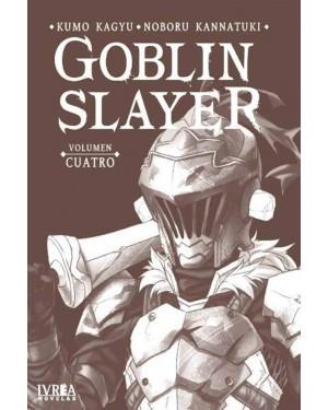 GOBLIN SLAYER NOVELA 4