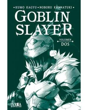 GOBLIN SLAYER NOVELA 2