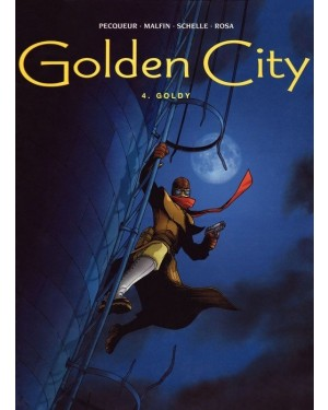 GOLDEN CITY 04:  GOLDY