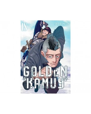 GOLDEN KAMUY 18