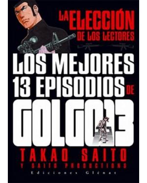 GOLGO 13,   LOS MEJORES 13 EPISODIOS  (cofre 2 tomos)