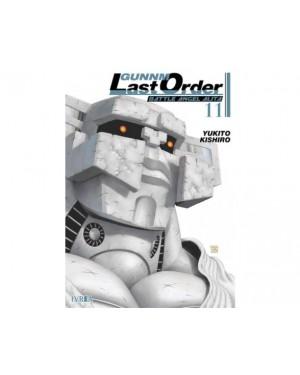 GUNNM: LAST ORDER 11 (de 12)