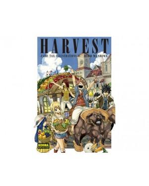 HARVEST: FAIRY TAIL ILLUSTRATIONS