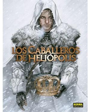 LOS CABALLEROS DE HELIÓPOLIS 02: ALBEDO, LA OBRA EN BLANCO  (de 04)