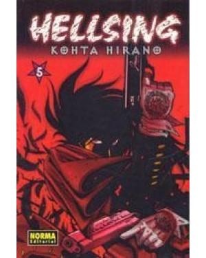 HELLSING 05  (de 10)