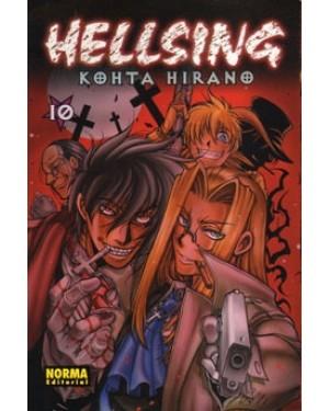 HELLSING 10  (de 10)