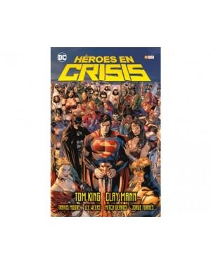 HÉROES EN CRISIS (Edición integral)