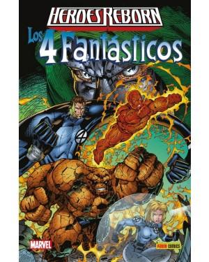 HEROES REBORN: LOS CUATRO FANTÁSTICOS