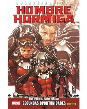 Colección 100% Marvel: HOMBRE HORMIGA 01: SEGUNDAS OPORTUNIDADES