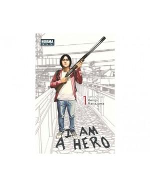 I AM A HERO 01  (de 22)